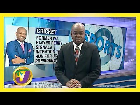 Nehemiah Perry Eyeing JCA Presidential Race   TVJ Sports News