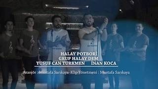 Grup Halay Dem - Halay Potpori ( 2018 )