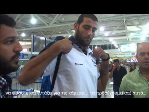 Εθνική Ανδρών | Video : Το παρασκήνιο της αναχώρησης