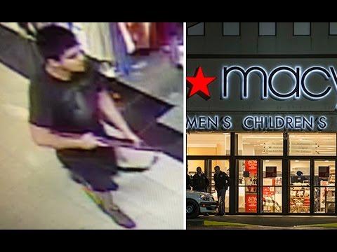Shooter Kills Five In Washington Mall