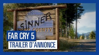 Far Cry 5 - Trailer d'Annonce [OFFICIEL] VF HD thumbnail