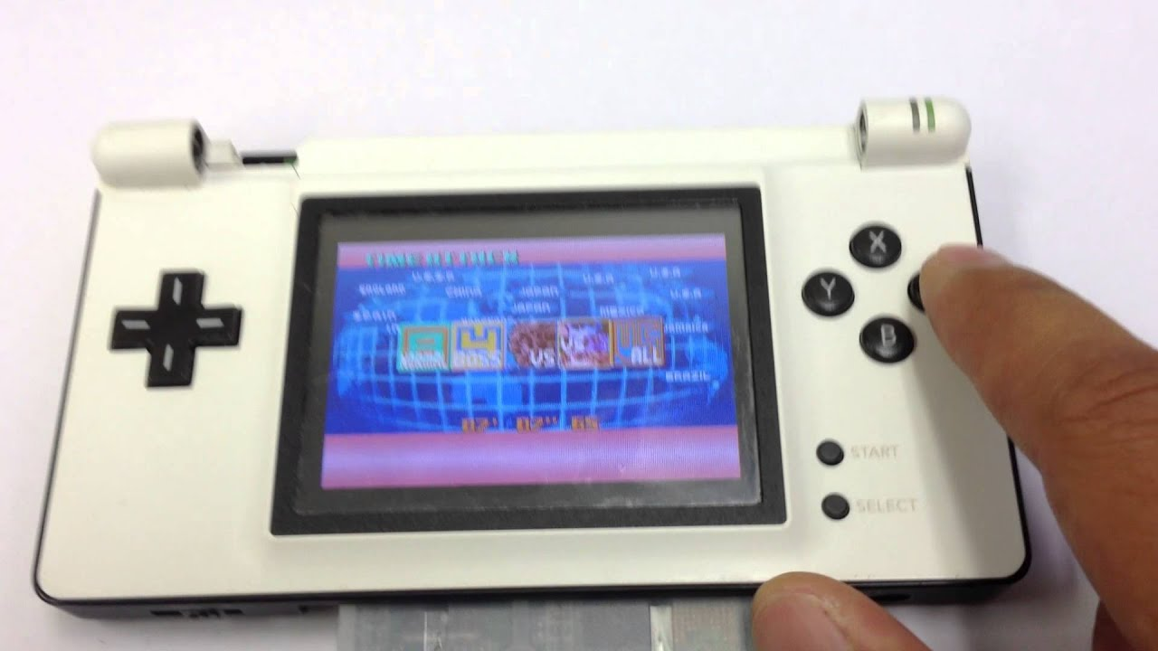 Gameboy games with DS Lite | Nintendo Forums