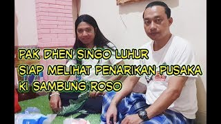 Video Pak Dhen Singo Luhur datang Ke rumah Ki Sambung Roso, Nantang ?? download MP3, 3GP, MP4, WEBM, AVI, FLV September 2019