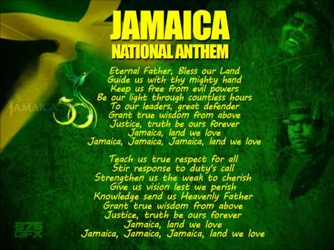 Jamaica National Anthem