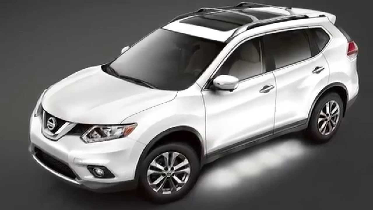 All Wheel 4X4i - All New Nissan X-Trail 2015 - YouTube