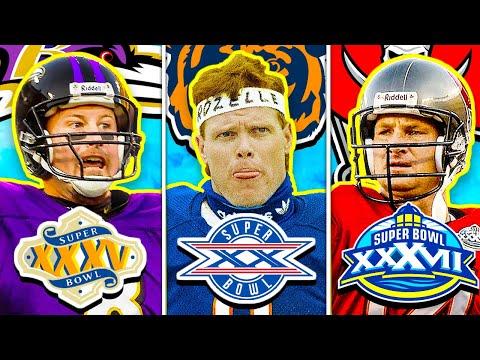 5 WORST Super Bowl Winning Quarterbacks