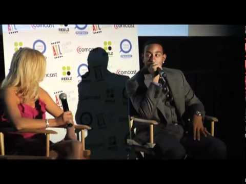 "Lynda Halligan Interviews Chris ""Ludacris"" Bridges"