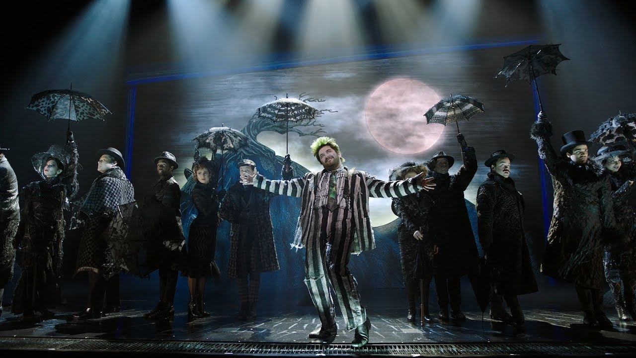 Beetlejuice The Musical Is Filled With Twists And Surprises The Smoke Signal