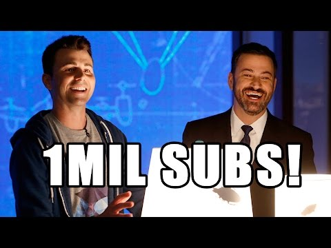 How to get 1 MILLION subscribers