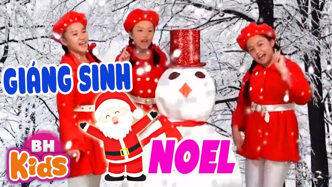 Liên Khúc Giáng Sinh Vui Nhộn Nhất ♫ Ông Già Noel Giáng Trần ♫ Jingle Bell | Nhạc Thiếu Nhi Hay