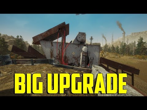 Gold Rush - Big Upgrade