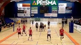 Etta vs Tiikeri, harjoituspelin ensimmäisen erän loppu. 22-25 #mestaruusliiga