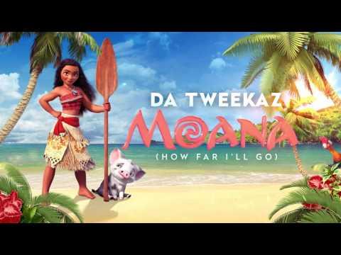 "Da Tweekaz - Moana ""How Far I'll Go"" (Official Preview)"