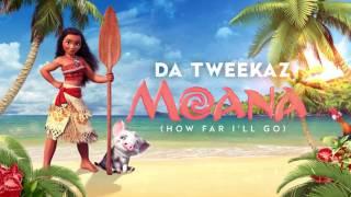 "Da Tweekaz - Moana ""How Far I'll Go"" ( Preview)"
