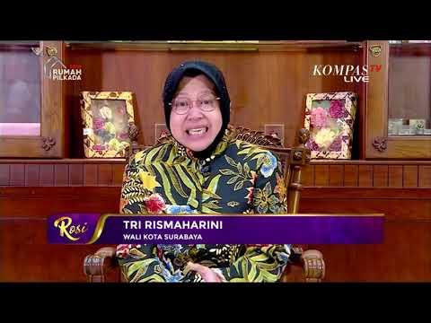 Saat Risma Menangis Karena Anak-anak Di Teror Bom Surabaya