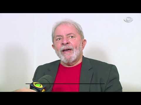 """Band Cidade - """"Entrevista exclusiva com o ex-presidente Lula"""""""