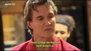German MMA bei ARTE - Durch die Nacht mit Norton und Rothrock Fight Club GE
