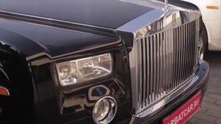 Аренда без водителя Rolls Royce / Роллс Ройс Фантом черный
