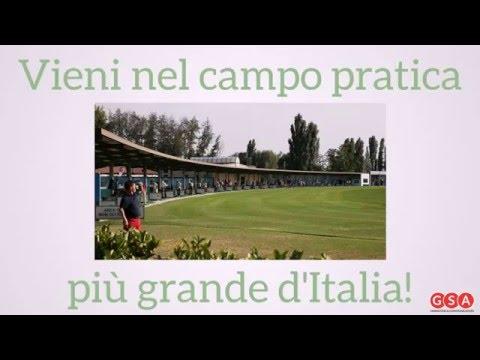 Golf: il campo pratica più grande d'Italia a Milano