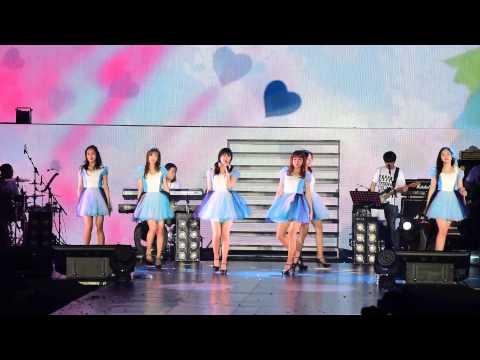 [Fancam]  HD 150322 Apink- LUV- PINK PARADISE Singapore