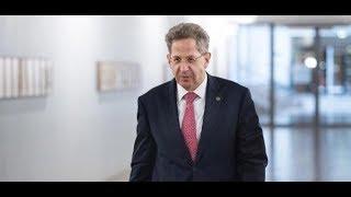 SEEHOFER IN DER KLEMME: Innenministerium muss Maaßen wohl rauswerfen