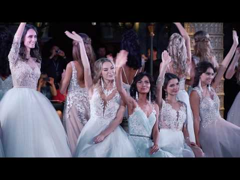 GABBIANO wedding fashion show 2018 in Moscow Official Video