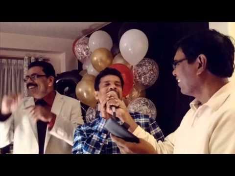Swarna & Sri 30th Wedding Anniversary  Karaoke Clips