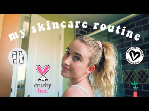 my skincare routine 2019 | eco-friendly + cruelty-free