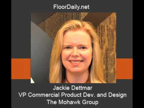 FloorDaily.net: Jackie Dettmar Discusses the Mohawk Group's 2016 NeoCon Experience in Chicago