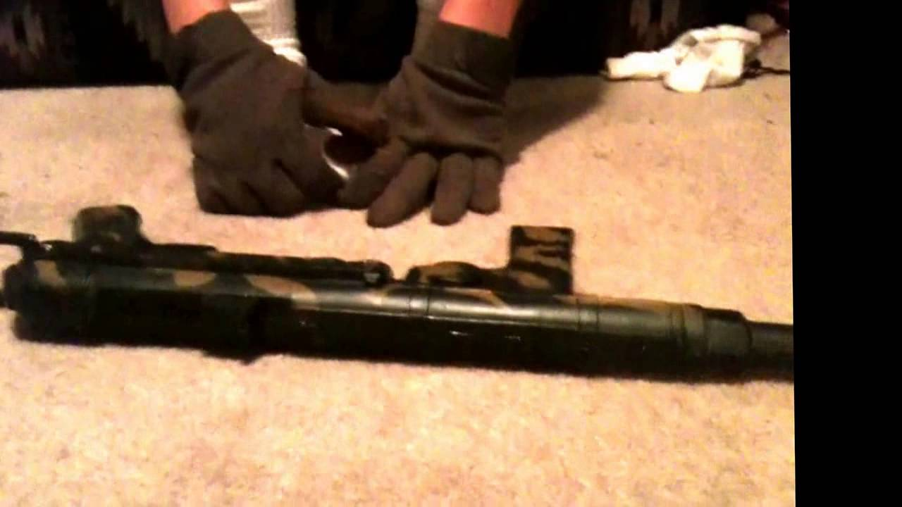 Connu COOLEST AIRSOFT GUN EVER $5000!!!!!!! - YouTube KC72