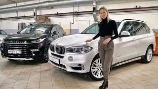 Старый BMW X5 или новый китаец CHERYEXEED за 2,2 млн руб?