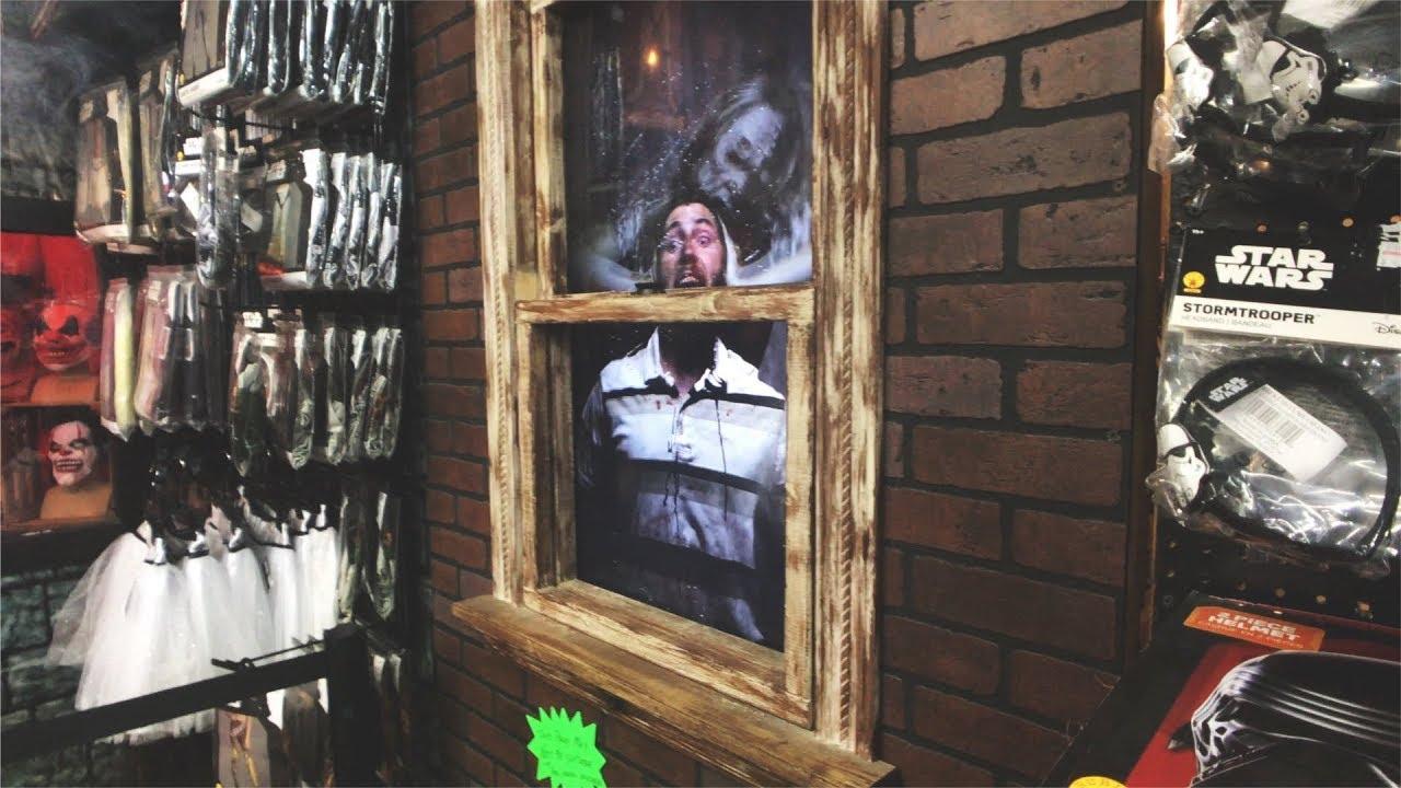 johnnie brock's dungeon | halloween superstore - youtube