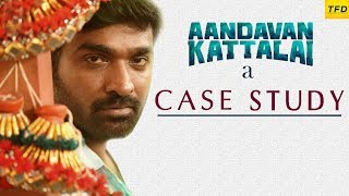 Aandavan Kattalai - A case study | M. Manikandan | Vijay Sethupathi