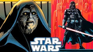 Palpatine Was Seen As a GOD and Vader Almost Didn't Kill Him!! - Star Wars Explained