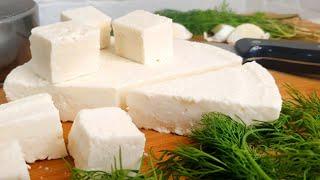 НЕЖНЕЕ Сыра не придумать Всего ДВА ингредиента и Адыгейский сыр Без уксуса у вас в холодильнике