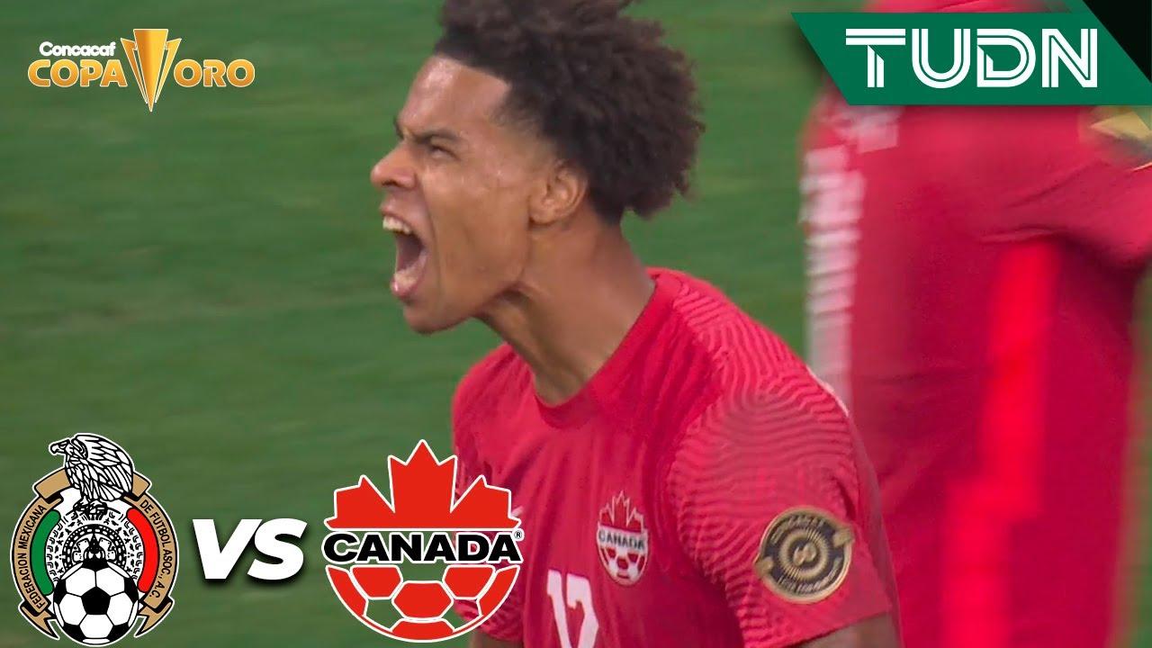 Download ¡SE EMPATA! ¡GOL de Canadá!   México 1-1 Canadá   Copa Oro 2021 - Semifinal   TUDN