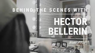 Hector Bellerin | Behind The Scenes Puma Shoot!