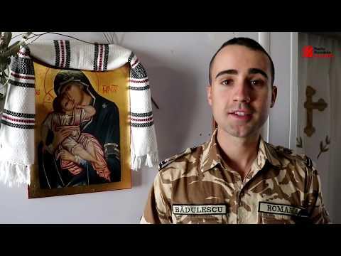 Afganistan 2017: Moș Nicolae la Kandahar