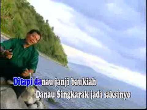 lagu pop minang ujeng darmansyah  danau singkarak