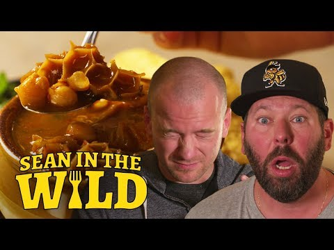 Bert Kreischer and Sean Evans Try Hangover Cures From Around the World | Sean in the Wild