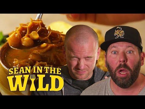 Bert Kreischer and Sean Evans Try Hangover Cures From Around the World   Sean in the Wild