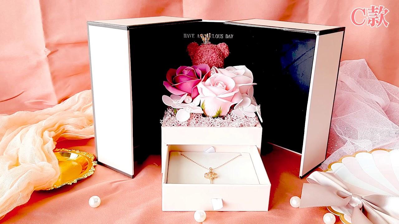 【Florence弗羅倫絲】全新香皂花禮盒新上市