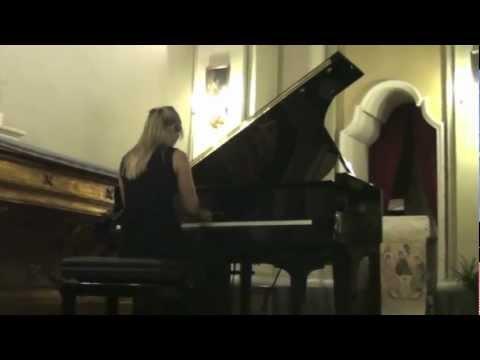 "Musica in Castello - Ottavia Maria Maceratini - ""Islamey"" M. Balakirev"