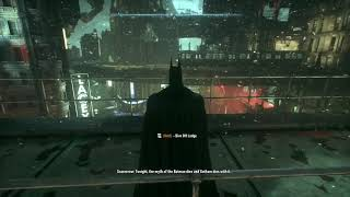 Batman Arkham knight. Ew There is poison ivy everywhere