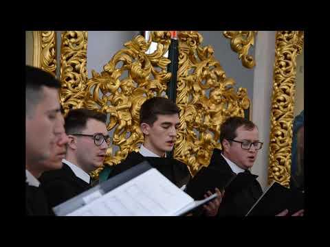 Василіянський монаший хор Deisis - Херувимська