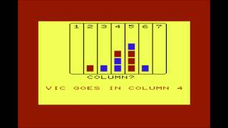Four Thought for the Commodore VIC-20 / Commodore VC-20