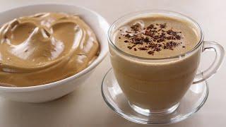 جهزوا رغوة الكابتشينو بكمية وفيرة للتناولوا ألذ كوب بدقيقة Homemade Cappuccino