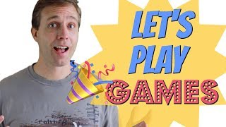 Useful Games To Help Practice & Improve Your English