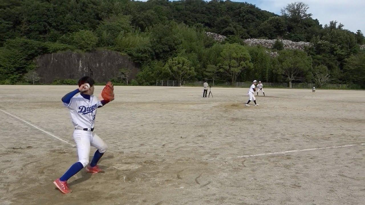 野球経験者としみつがキャッチャーなら盗塁阻止すぐ終わるのでは?