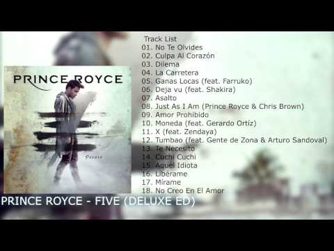 PRINCE ROYCE – FIVE (DELUXE EDITION) (Album Completo)